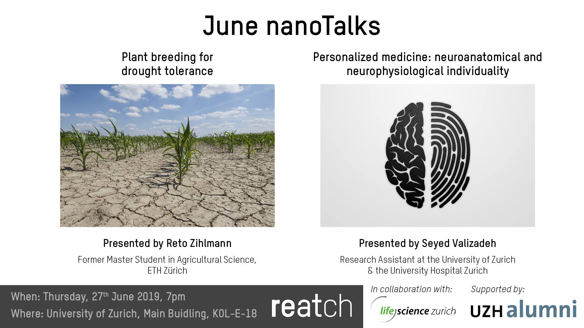 nanoTalks April 2019